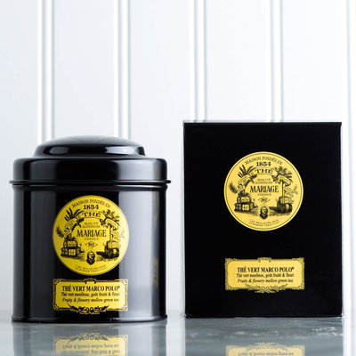 Mariage Frères Thé Vert Marco Polo Tea