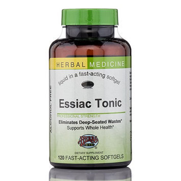 Herbs Etc - Essiac Tonic Alcohol Free - 120 Softgels