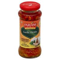 Fazlani 300 G. Spicy Garlic Pickle - Case Of 6