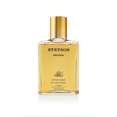 Coty Stetson 8-ounce Aftershave