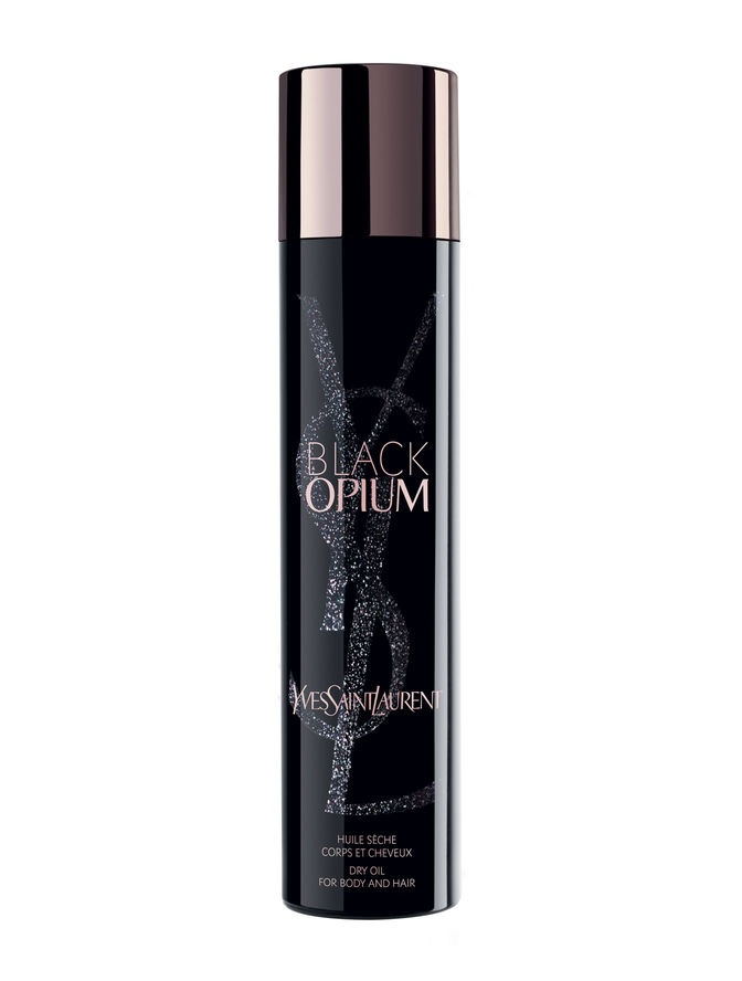 Yves Saint Laurent Black Opium Dry Oil For Body And Hair