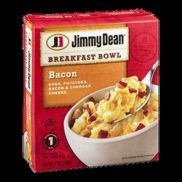Jimmy Dean Breakfast Bowl Bacon