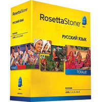ROSETTA STONE Rosetta Stone Version 4 Russian Levels 1-5 Set (PC/Mac)