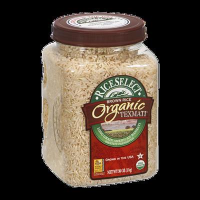 Rice Select Brown Rice Organic Texmati