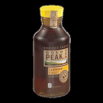 Gold Peak Iced Tea with Lemon
