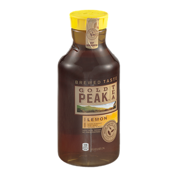 Gold Peak Iced Tea with Lemon
