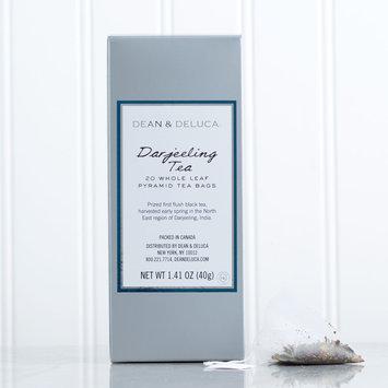 DEAN & DELUCA Darjeeling Tea Bags