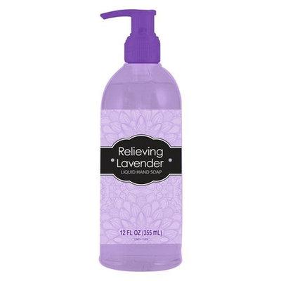 Relieving Lavender Liquid Hand Soap, 12 fl oz