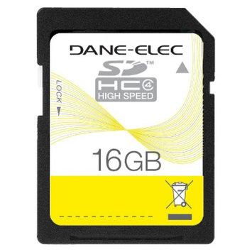 Dane-Elec 16GB SDHC w/Target Rewards - Black (DA-SDHC416GTR-C)