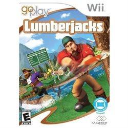 Majesco 096427015840 Go Play Lumberjacks for Nintendo Wii
