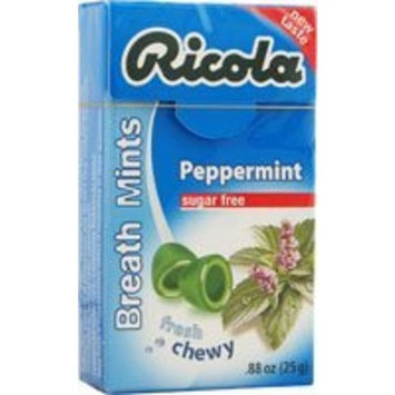 RICOLA Breath Mints Peppermint 25 GM