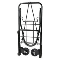 Travel Smart by Conair 100lb. Flat Folding Multi-Use Luggage Cart