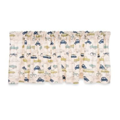 Glenna Jean Uptown Traffic Window Valance