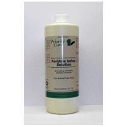 Durvet Inc Povidone Iodine Solution 1%