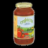 Organic Ville Pasta Sauce Tomato Basil