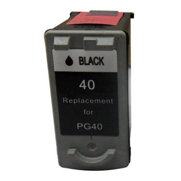 Discountbatt Superb Choice? Remanufactured ink Cartridge for Canon PG-40(Black) use in Canon Pixma iP2580 Printer