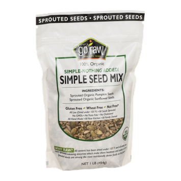 Go Raw Simple Seed Mix