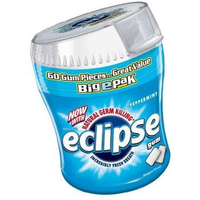 Eclipse Big E pac Peppermint gum