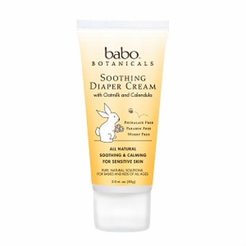 Babo Botanicals Soothing Diaper Cream