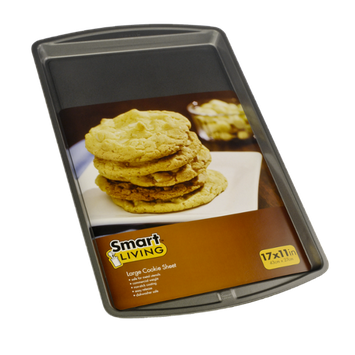 Smart Living Large Cookie Sheet 17x11 Inches