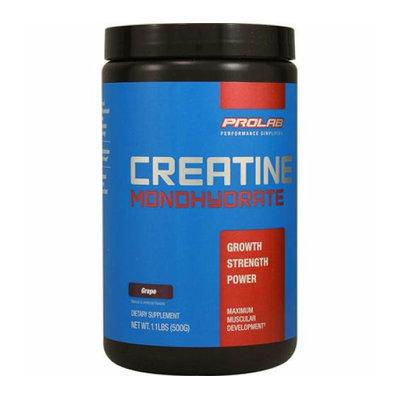 ProLab Creatine Monohydrate Grape 1.1 lbs