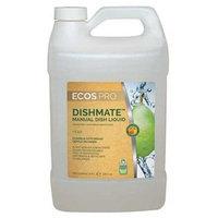 EARTH FRIENDLY PRODUCTS PL9720/04 Manual Dishwashing Liquid,1 gal, Pea