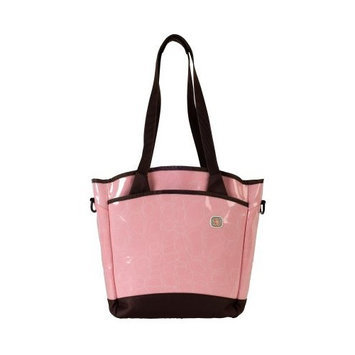 Fleurville Sling Tote - Loveknots Pink (Discontinued by Manufacturer)