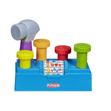 Hasbro Playskool Tap 'n Spin Toolbench Toy