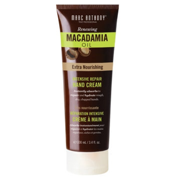 Marc Anthony True Professional Hand Cream, Healing Macamia Oil, 3.4 fl oz