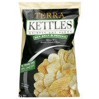 TERRA® Chips Kettles Krinkle Cut Sea Salt & Pepper Potato Chips