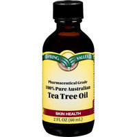Spring Valley Pharmaceutical Grade Tea Tree Oil 2 fl oz