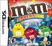 Gamestop M & M's Adventure