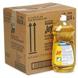 Procter & Gamble Joy Dishwashing Liquid, 38oz Bottle