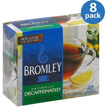 Bromley Naturally Decaffeinated Tea Bags