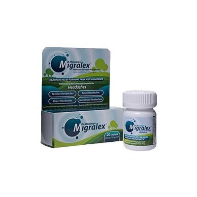 Dr. Mauskop's Migralex Maximum Strength Relief for Tough Headaches