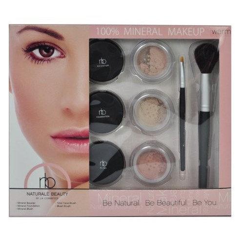 e.l.f. Naturale Beauty Mineral Face Makeup Set, Warm