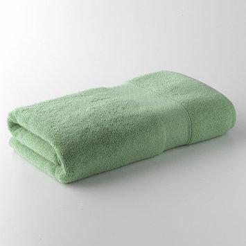 Chaps Home Turkish Premium Cotton Solid Bath Towel, Lt Green