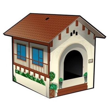 Chateau Looey Mi Casa Hacienda Litter Box Cover