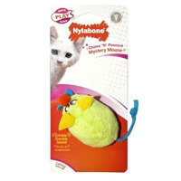 Nylabone Cat Play Chase 'n Pounce Mystery Mouse
