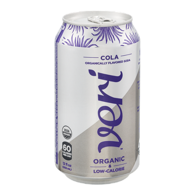 Veri Soda Organic & Low Calorie Cola