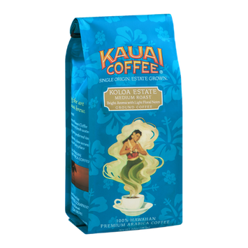 Kauai Coffee Ground Koloa Estate Medium Roast