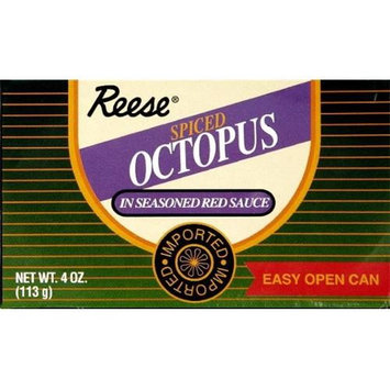 Reese's Octopus Spanish Spiced