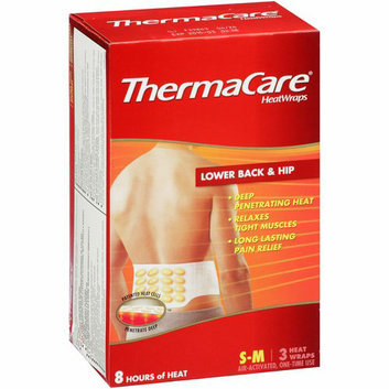 ThermaCare Lower Back & Hip Heat Wraps