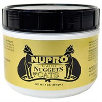 Nupro Supplements NUPRO Health Nuggets for Cats (1-lb jar)
