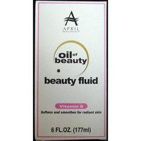 April Bath & Shower Oil of Beauty Fluid with Vitamin E - 6 Oz.