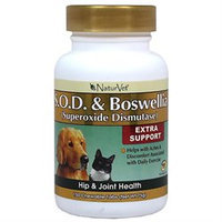 NaturVet S.O.D. & Boswellia Tablets-150-Tablets
