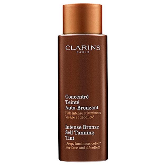 Clarins Intense Bronze Self Tanning Tint