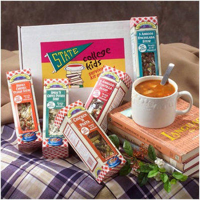 Generic College Kids Survival Kit Gourmet Soup Mixes, 5 oz, 6 count