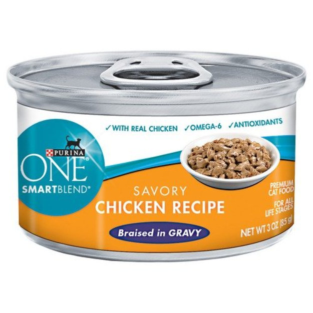 Purina One Cat Food Recipw