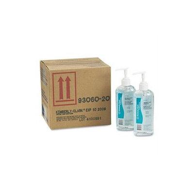 Kimberly-Clark(R) Instant Hand Sanitizer, 8 Oz. Pump